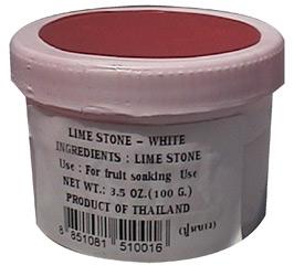 White Limestone Paste Product Of Thailand 187 Temple Of Thai