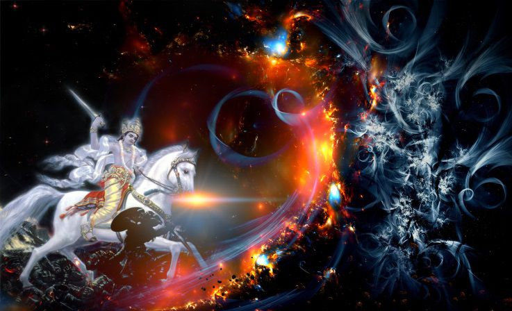 Rama 3d Wallpaper Kalki The Tenth And Final Incarnation Of Lord Vishnu