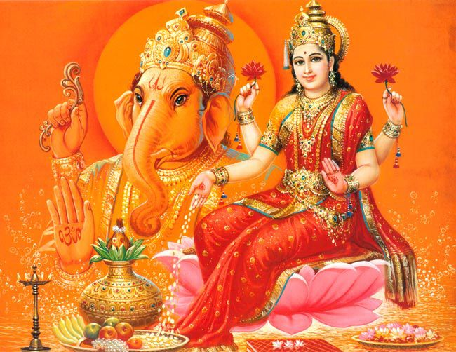 Bhakti Wallpaper 3d Hd Download Why Is Lakshmi And Ganesha Worshipped Together