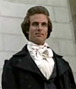 Joseph Smith Actor from Legacy: A Mormon Journey
