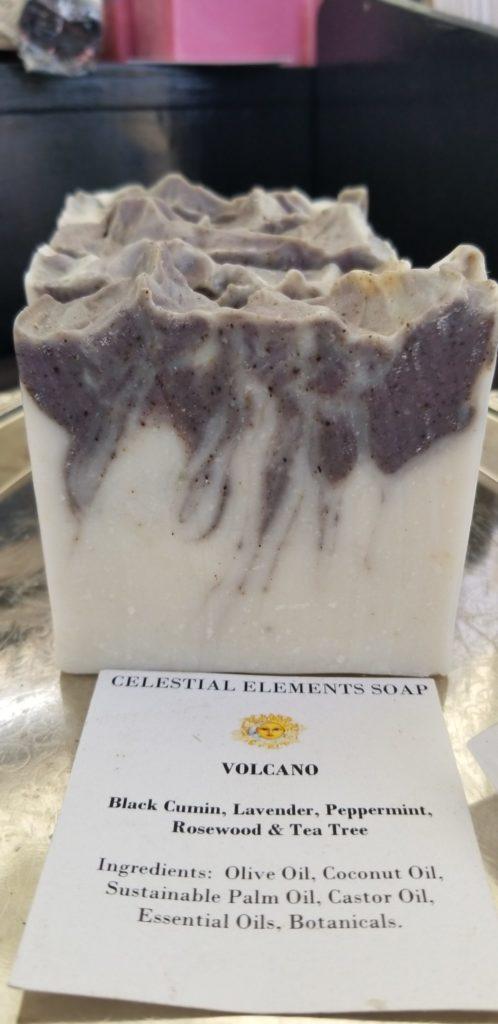 Celestial Elements Soap