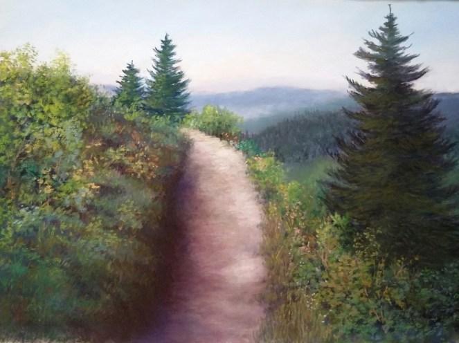 Dangerous Curve by Helen Dobbins