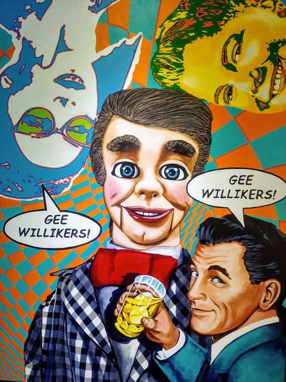 Gee Wilikers by Mike Knapp