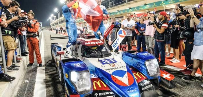 Bruno Senna é campeão mundial de Endurance