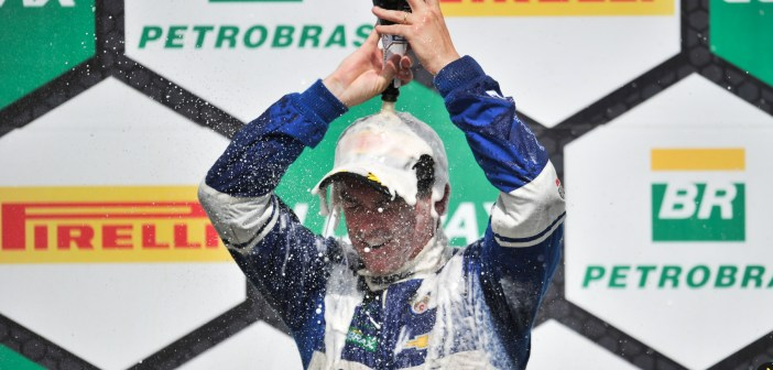 Vicente Orige conquista Copa Petrobras de Marcas 2017