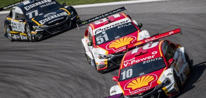 Shell Racing terá Mark Winterbottom e Laurens Vanthoor na Corrida de Duplas