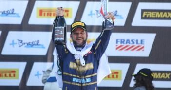 Luc Monteiro é o 50º piloto a alcançar o pódio no Mercedes-Benz Challenge