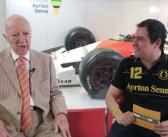 """Claudio Carsughi para o Senna TV: """"Ferrari queria ter Senna a qualquer custo na equipe"""""""