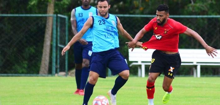 Victor Sandes valoriza primeira vitória no Campeonato Pernambucano em seu segundo jogo pelo Vitória-PE