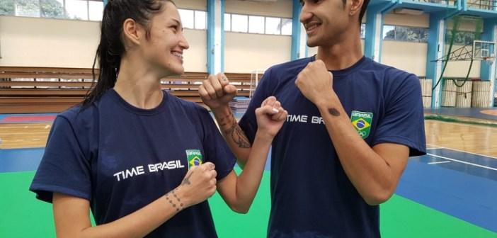 Talisca e Netinho ficam fora do pódio em competição preparatória para o Mundial