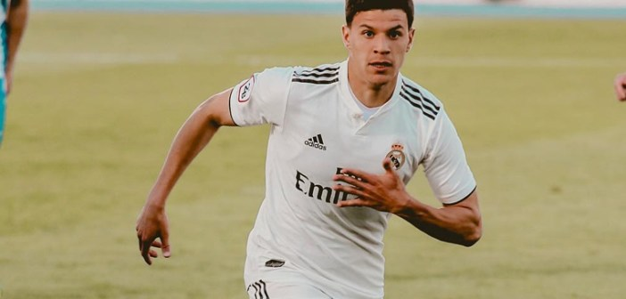 Camisa 10 do Real Madrid Castilla, Augusto Galvan projeta quartas de final da Segunda B