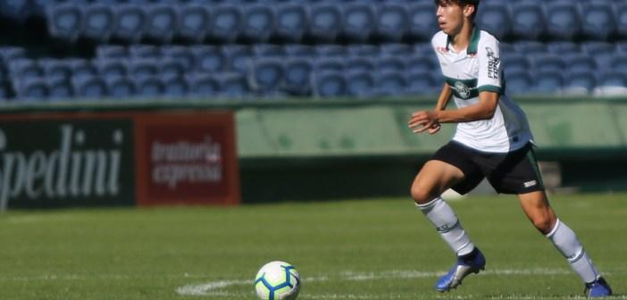 Três jogos, dois gols e 100% de aproveitamento: Meia Biel comemora 'semana magica' por Coritiba e seleção brasileira