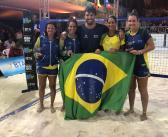Alex Mingozzi chega a duas temporadas subindo em todos os pódios ITF como capitão do Brasil