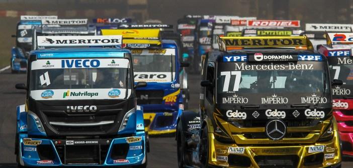 Copa Truck disputa a Grande Final com seis candidatos ao título em Interlagos