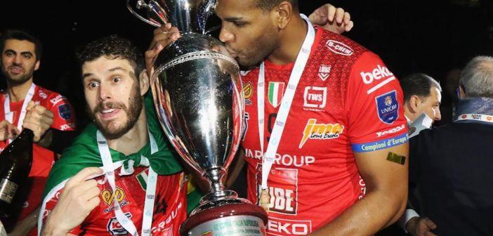 Yoandy Leal é campeão da Copa Itália 2020