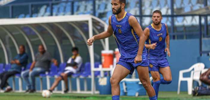 Luccas Barreto fala sobre o desempenho do Madureira na Taça Guanabara e revela que tem trabalhado para ter oportunidades na equipe
