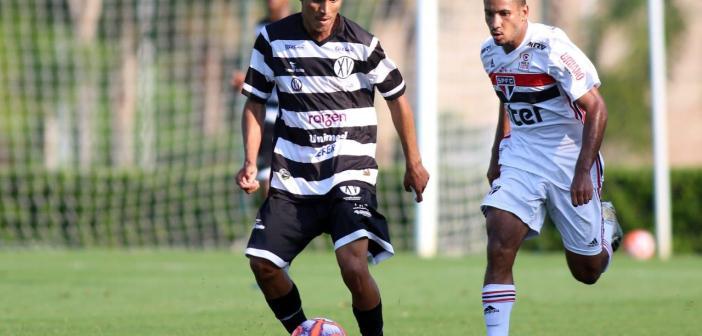 Pretendido pelo Coritiba, joia do XV de Piracicaba torce pelo início do Paulista Sub-20 para seguir com carreira promissora