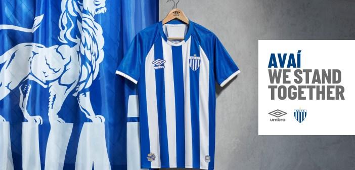 Umbro Brasil e Avaí lançam nova camisa que homenageia o maior de Santa Catarina