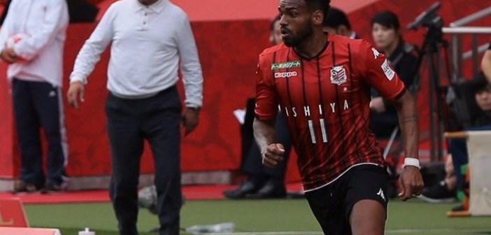 Com retorno do Campeonato Japonês confirmado, Anderson Lopes aguarda abertura da imigração para voltar ao país asiático