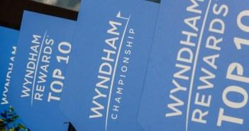 Wyndham Championship patrocina torneio de golfe