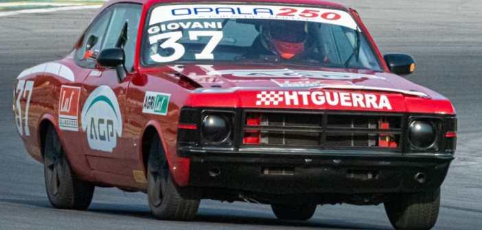 Giovani Almeida conquista vitória na Opala 250