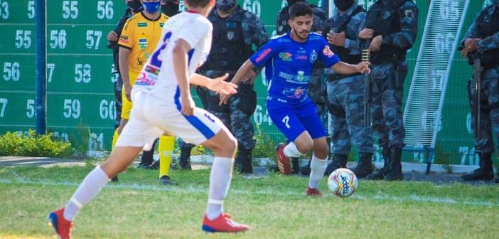 Gleisinho fala sobre sua estreia pelo Parnahyba e projeta disputa pela classificação no Campeonato Piauiense