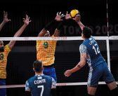 Tóquio 2020: Yoandy Leal desequilibra e Brasil vence a Argentina no tie-break
