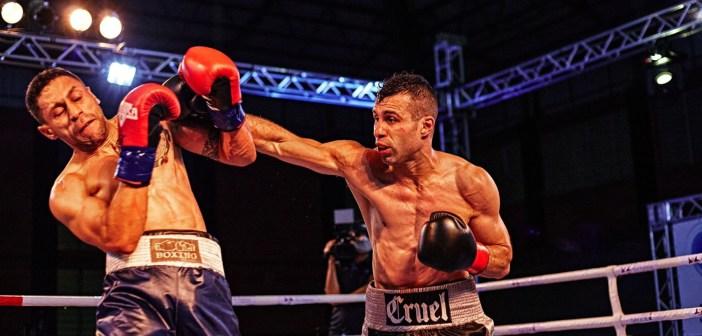 Depois do título sul-americano, Fernando Cruel está no Top 40 do ranking do WBC