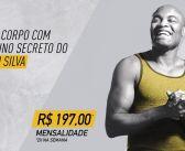 O lutador Anderson Silva confirma presença na inauguração da primeira Spider Kick de Jundiaí