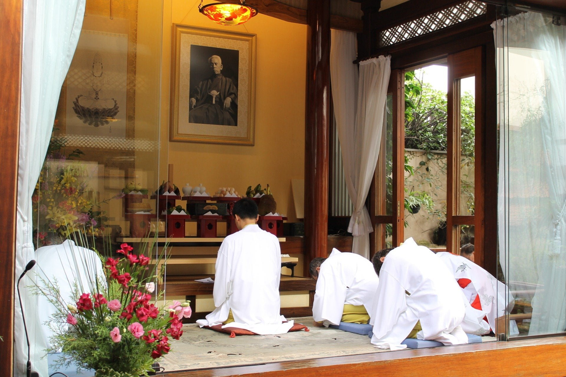 Culto do Goshoten de Meishu Sama – 10 de fevereiro de 2013