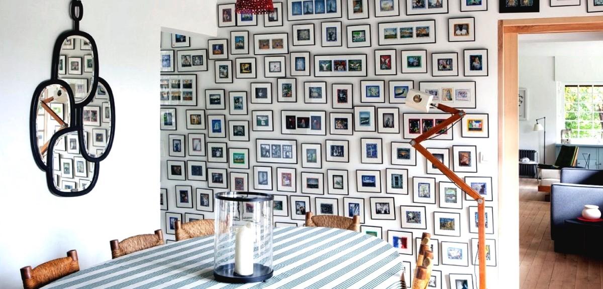 Consigli su come disporre i quadri sulla parete di casa