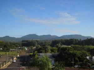 Manhã de sábado ensolarada e com temperaturas agradáveis em Teutônia/RS