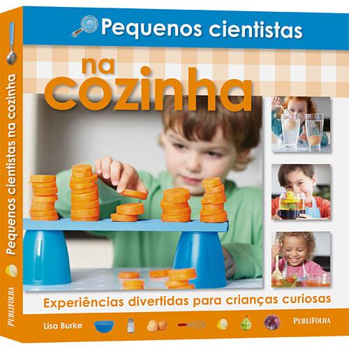 Pequenos cientistas na cozinha