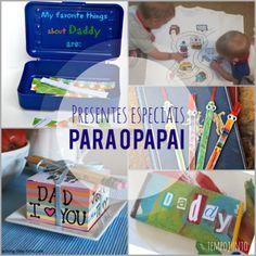 As 5 ideias mais criativas e simples de presentes para o papai (-;