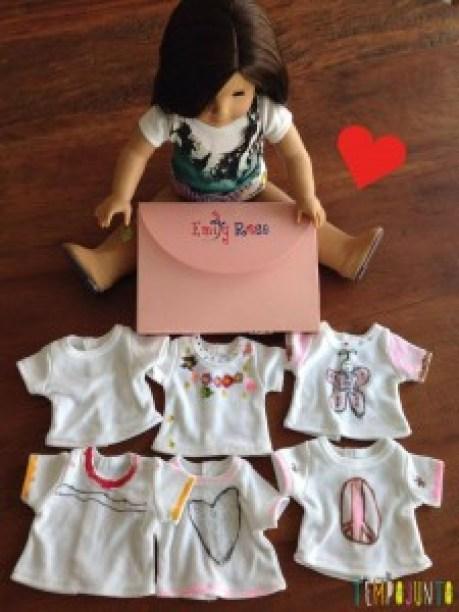 Camisetas American Girl