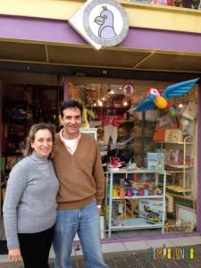 Lia e Carlos