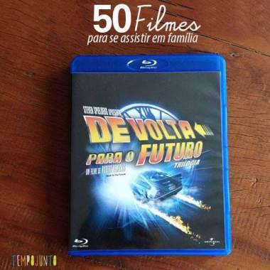 50 (ou mais!) filmes para a família