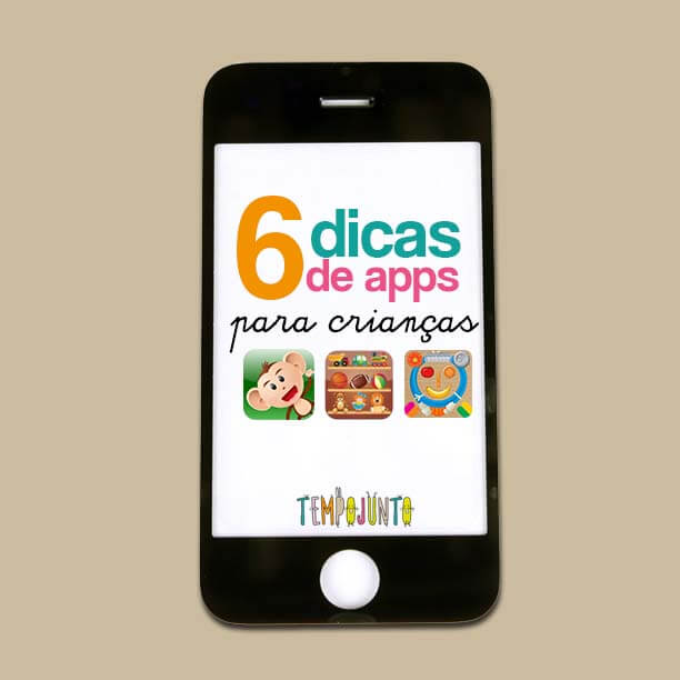 6 dicas de aplicativos para crianças