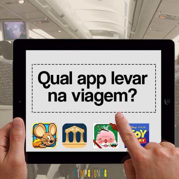 aplicativos para levar na viagem de férias