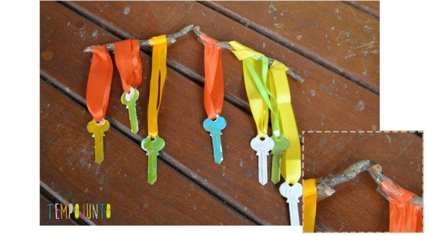 Desafio artesanato fácil - sino chaves