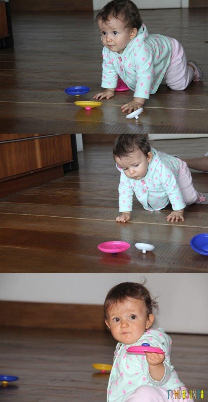 brinquedos do bebê de um jeito diferente - gabi atras das panelinhas