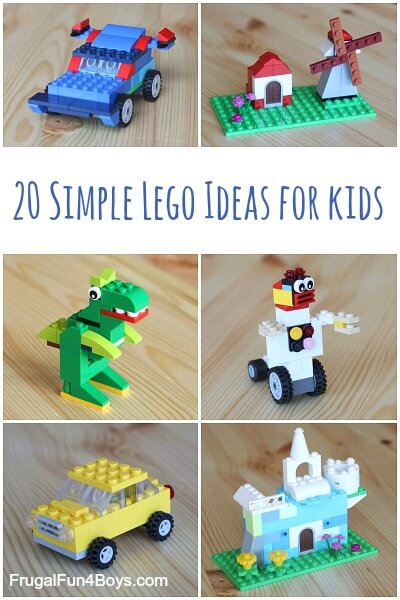 Simple-Lego-Collage