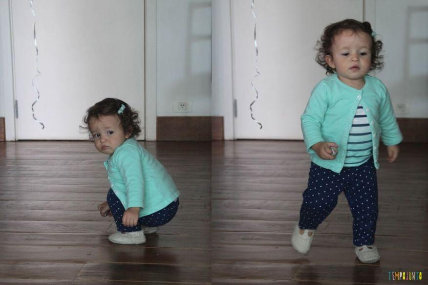 Jogo para bebês - cadê a bolinha - gabi com bolinha