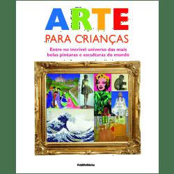 Livro Arte para crianças