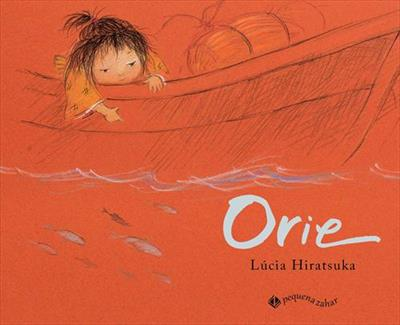 Livro Brincante Lucia Hiratsuka - capa orie