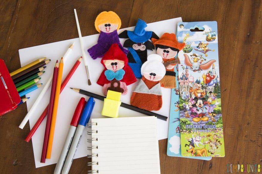 Como sobreviver a uma viagem longa com as crianças - busy bag 2 copia