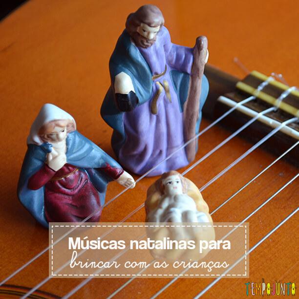 Músicas para brincar na noite de Natal