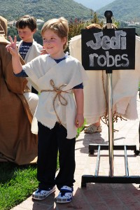 CROCS helps Tori Spelling Throw Son Liam A 6th Birthday Party