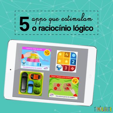5 apps para estimular o raciocínio lógico das crianças