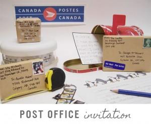 Cantinhos são formas incríveis de brincar e desenvolver a criatividade - cantinho correio